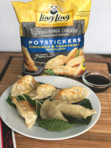 Ling Ling Chicken Vegetable Potstickers