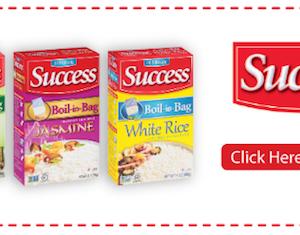 Success Rice Ibotta Offer