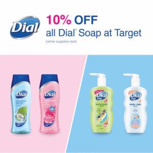 Dial Soap Sale Target