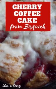 Cherry Coffee Cake Bisquick