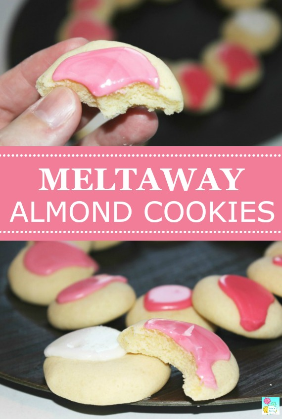 Meltaway Almond Cookies Recipe