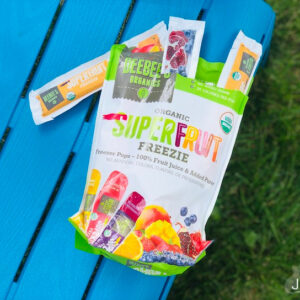 DeeBees Organics SuperFruit Freezies