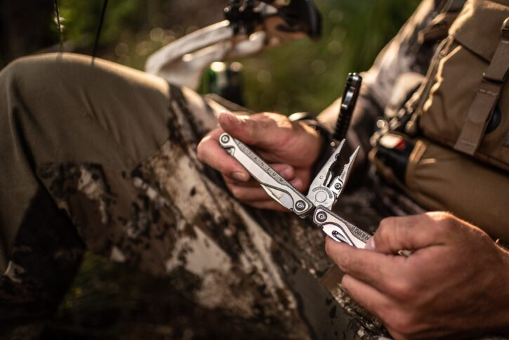 Leatherman Tool for Camping
