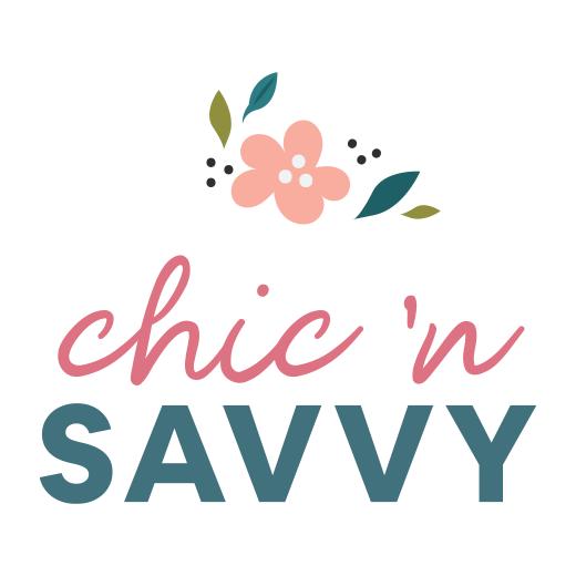 chic n savvy logo