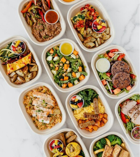 Territory Foods Meals Assortment