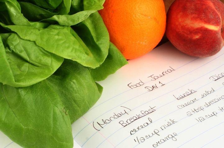 Pregnancy Food Journal