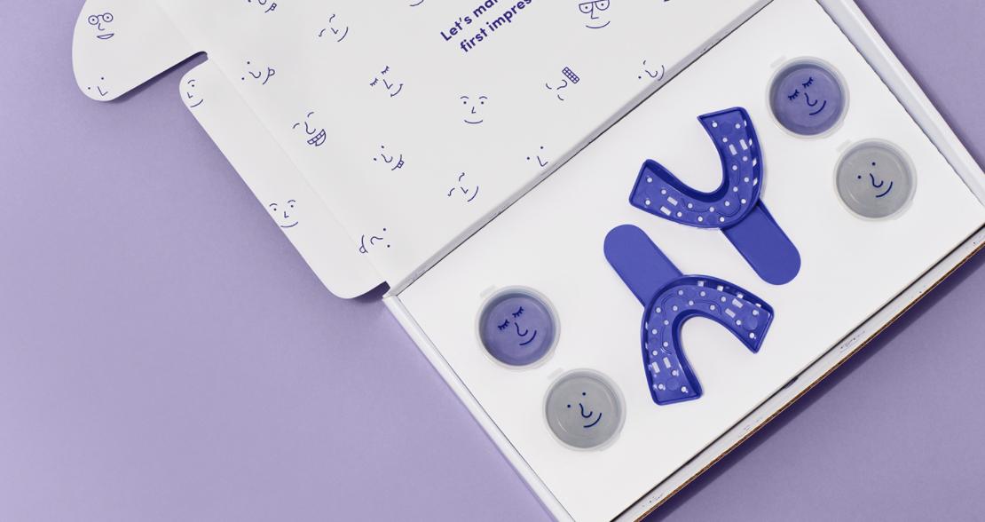 Smile Direct Club Impression Kit
